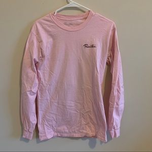 Men's Small Pink Primitive Long Sleeve